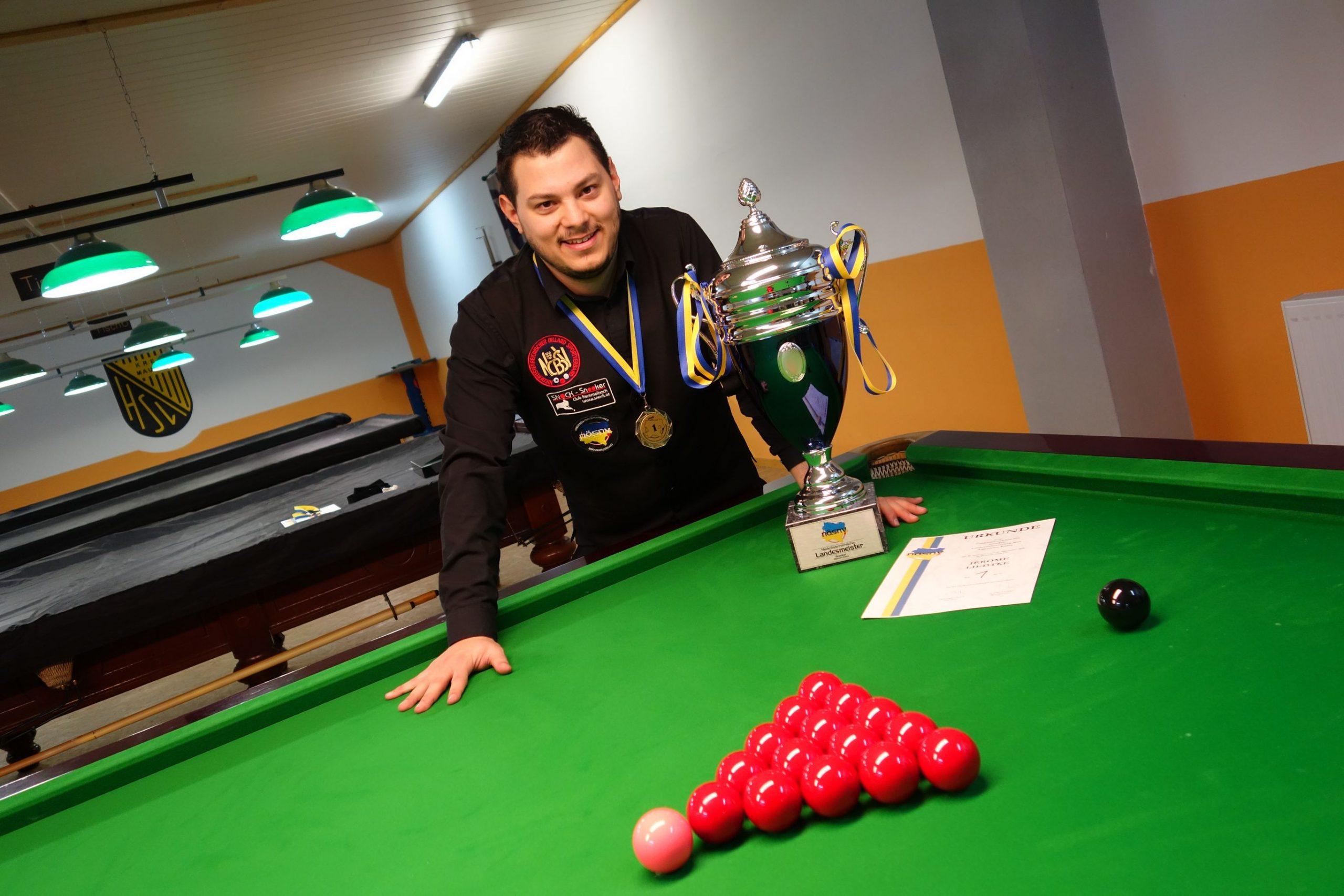 Snooker Ergebnis